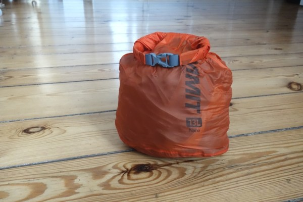 Sea to Summit Ultra-Sil Nano Dry Sacks im Langzeittest