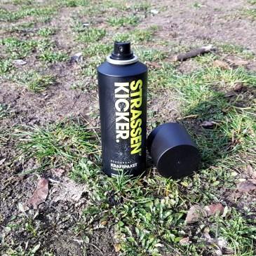 Strassenkicker Kraftpaket Deo Spray im Test