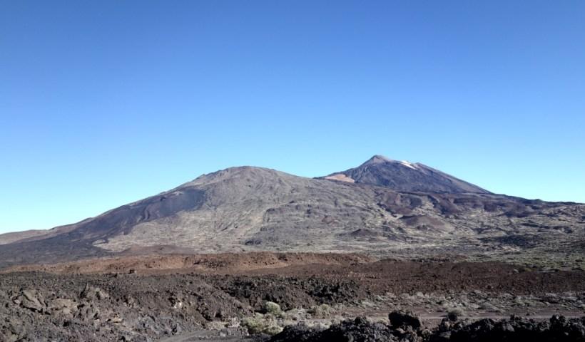 El Teide und Pico Viejo, Teneriffa
