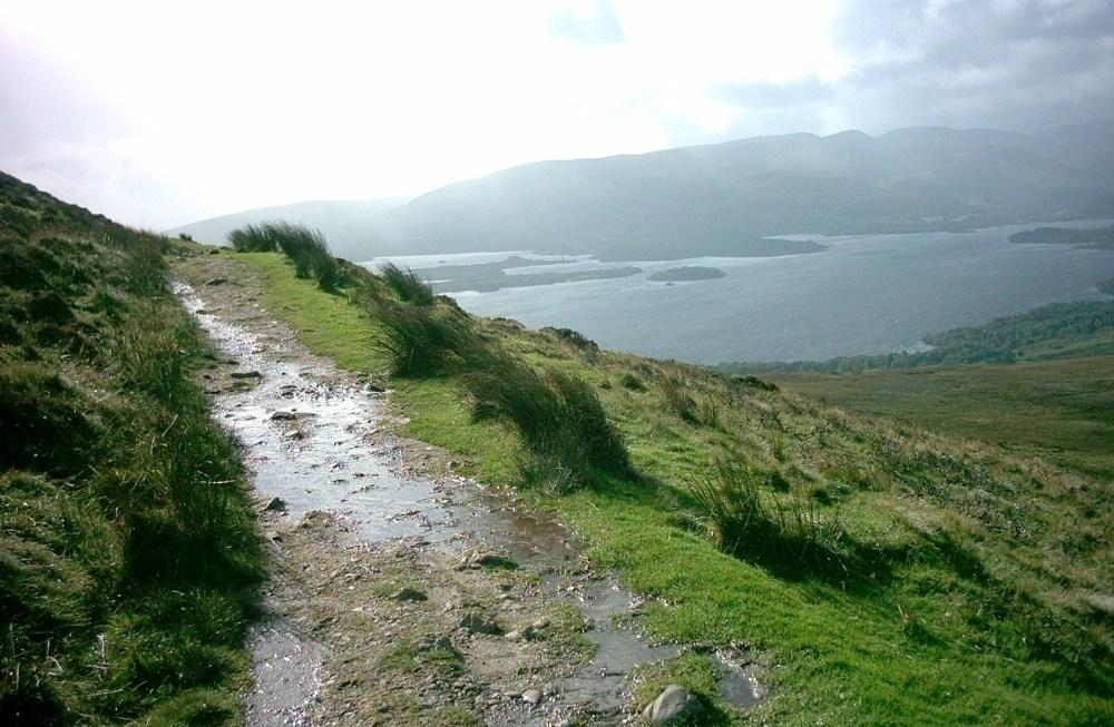 West Highland Way: Lowlands-Highlands-Berlin