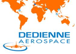 DEDIENNE AEROSPACE – Visite et présentation