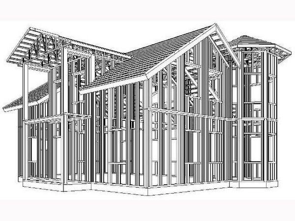 Металлокаркасный дом технология особенности достоинства недостатки