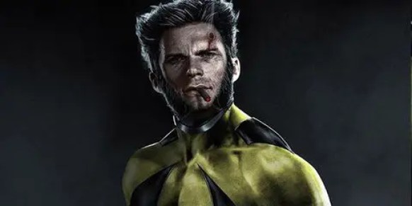 Wolverine - Scott Eastwood