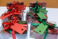 Kit com 2 saches natalinos