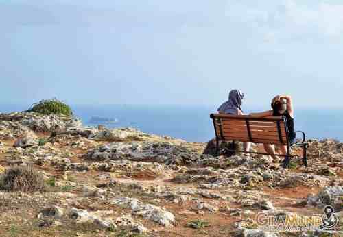 Couple in Dingli