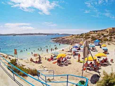 HONDOQ IR-RUMMIEN Gozo - Malta