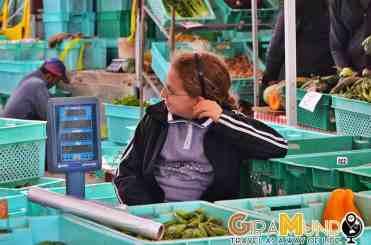 Mercato all'aperto Malta