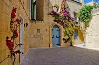 Street in Mdina