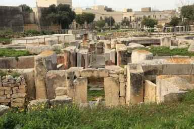 Tarxien Tempji_Neolitici