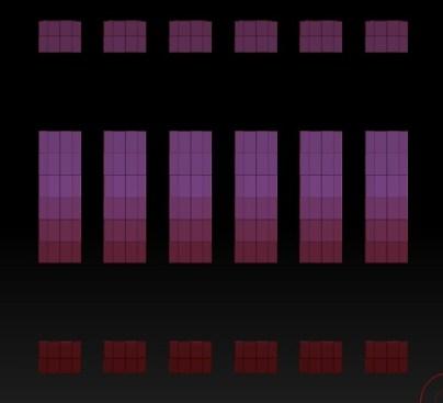 20140226_D  Create3D ZBrush4R6 machanic surface part1200