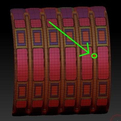20140226_D  Create3D ZBrush4R6 machanic surface part1224 - コピー