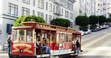 Nostaljik Tramvay - San Fransisco