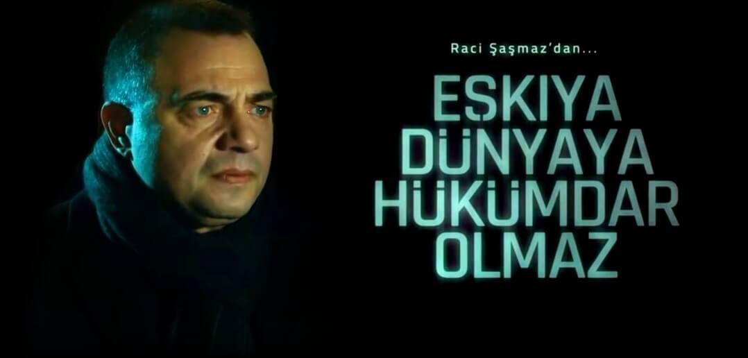 """""""Eşkıya Dünyaya Hükümdar Olmaz"""" Dizisinde """"Giresun'un İçinde"""" Türküsüne Atıf"""