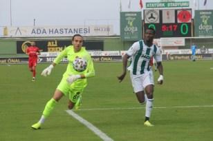 TFF 1. Lig: Giresunspor: 0 – Ümraniyespor: 1
