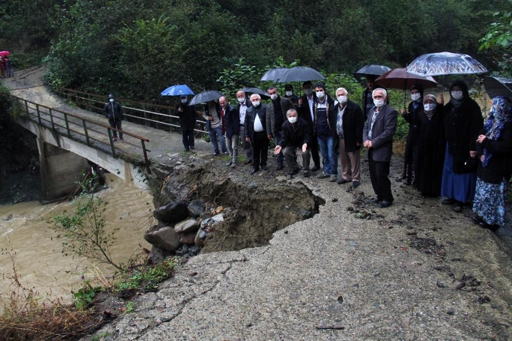Köylünün köprü çilesi için çalışma başlatılacak
