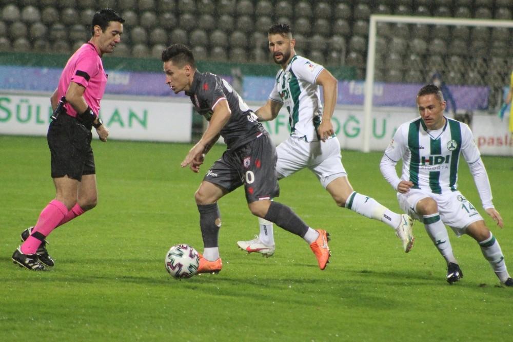 TFF 1. Lig: Giresunspor: 0 – Yılport Samsunspor: 0