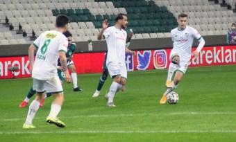 TFF 1. Lig: Giresunspor: 2 – Bursaspor: 1