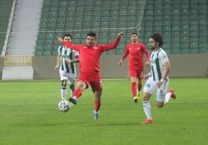 TFF 1. Lig: GZT Giresunspor: 2 – Ankara Keçiörengücü: 1 (Maç sonucu)