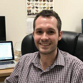 Jamie Alfieri, Technician/WBRG Coordinator