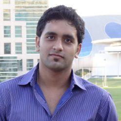 Rohit Rohra, M.S Student