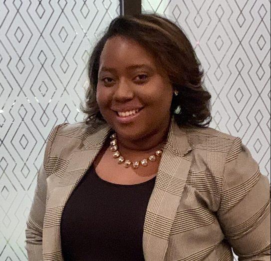Alexandria Robinson, MBIOT Student
