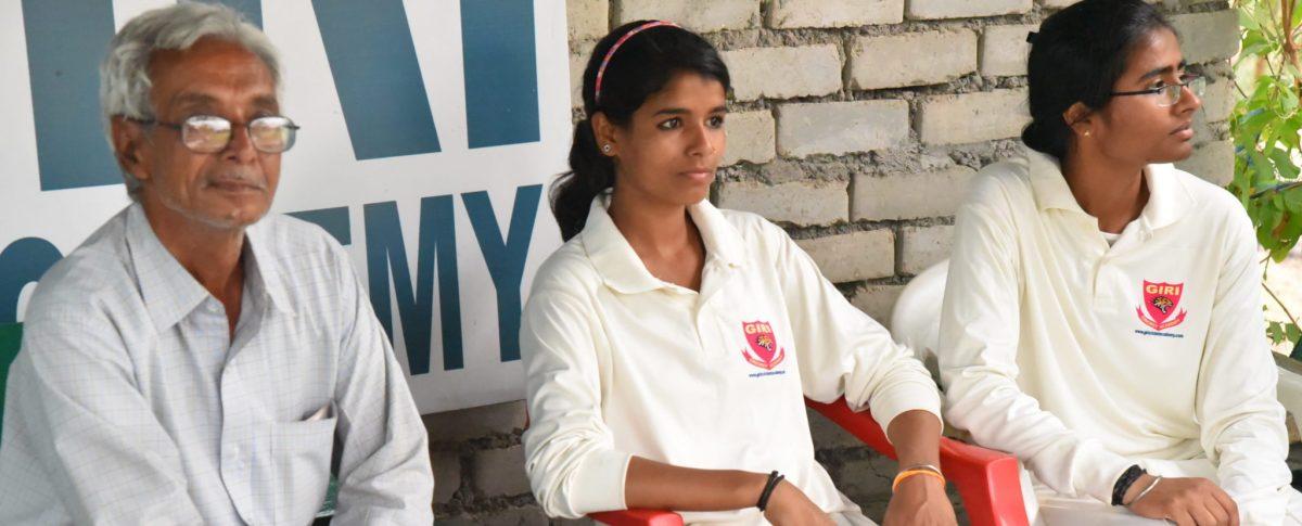 Giri Cricket Academy, Kota (Rajasthan)-324001