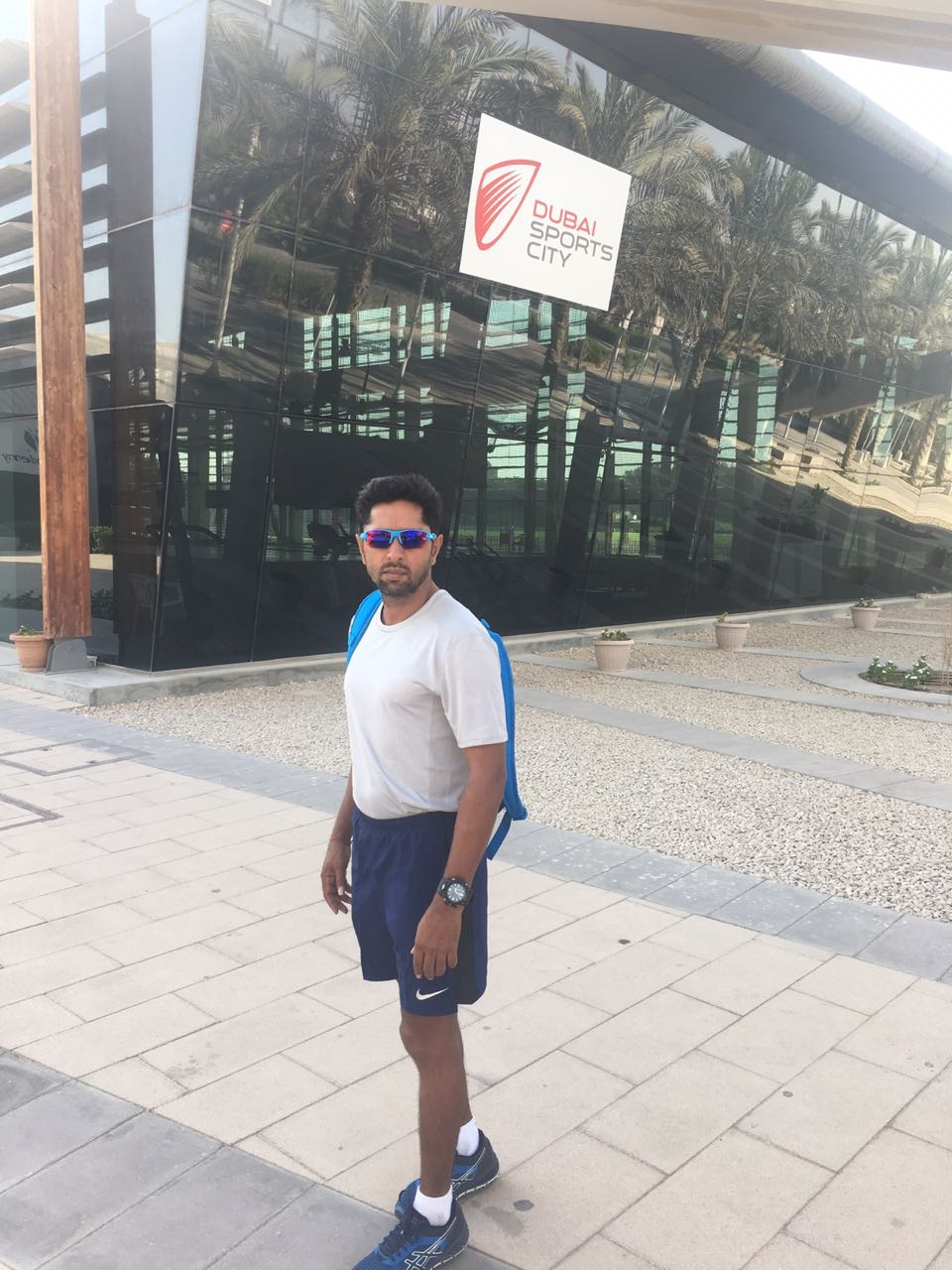 Certified Level 2 Coach from -ICC Mr. Sunil Giri