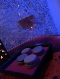 Champagne Lanson & Macarons Salès