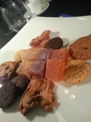 Gelatine di frutta e cookies di Iannotti