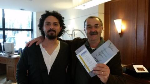 PG Parini e Fausto Fratti