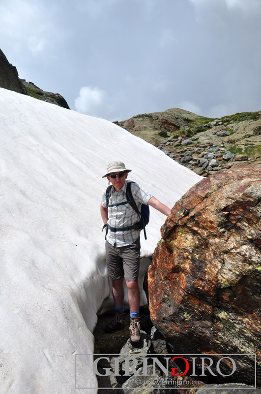 Escursione Larcher Cevedale