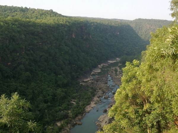 In Heavens Abode Pachmarhi Satpura Hills Giriraj
