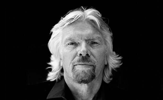 Richard Branson'ın Başarı Hikayesi