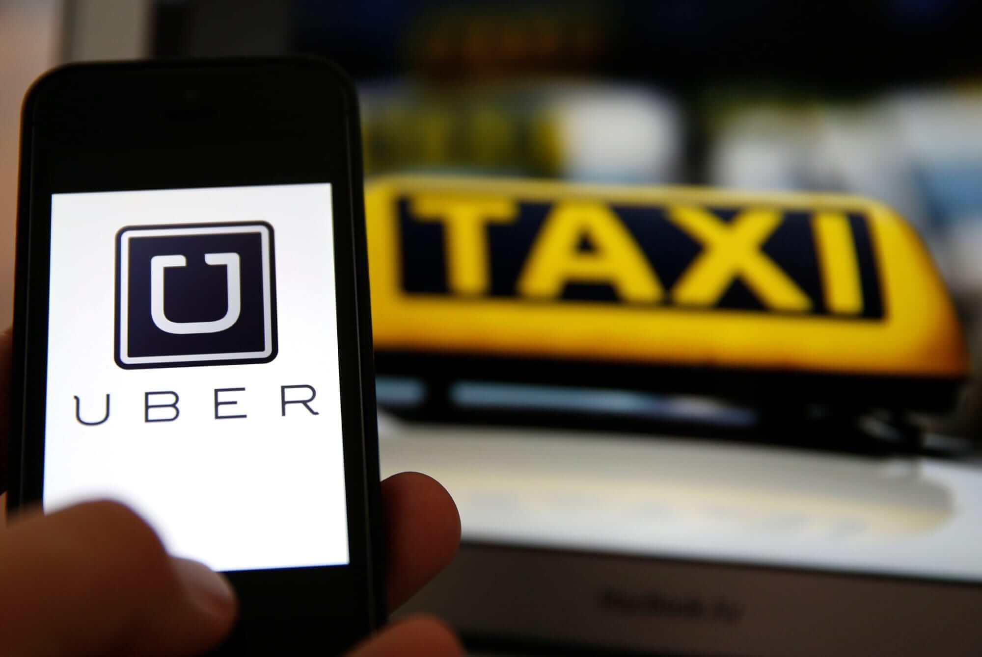 Konferans İçin Taksi Bulamayınca Ortaya Çıkan Girişim:Uber'in Başarı Hikayesi