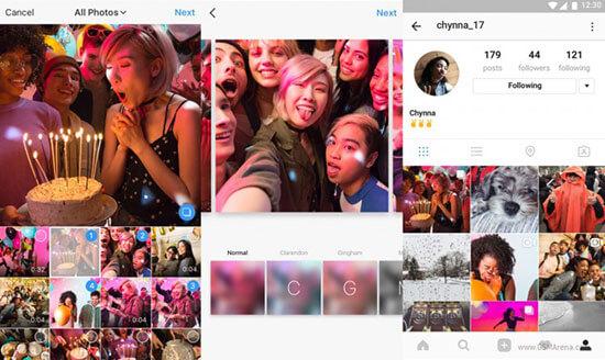 Instagram Çoklu Fotoğraf Paylaşım Devrini Başlattı!