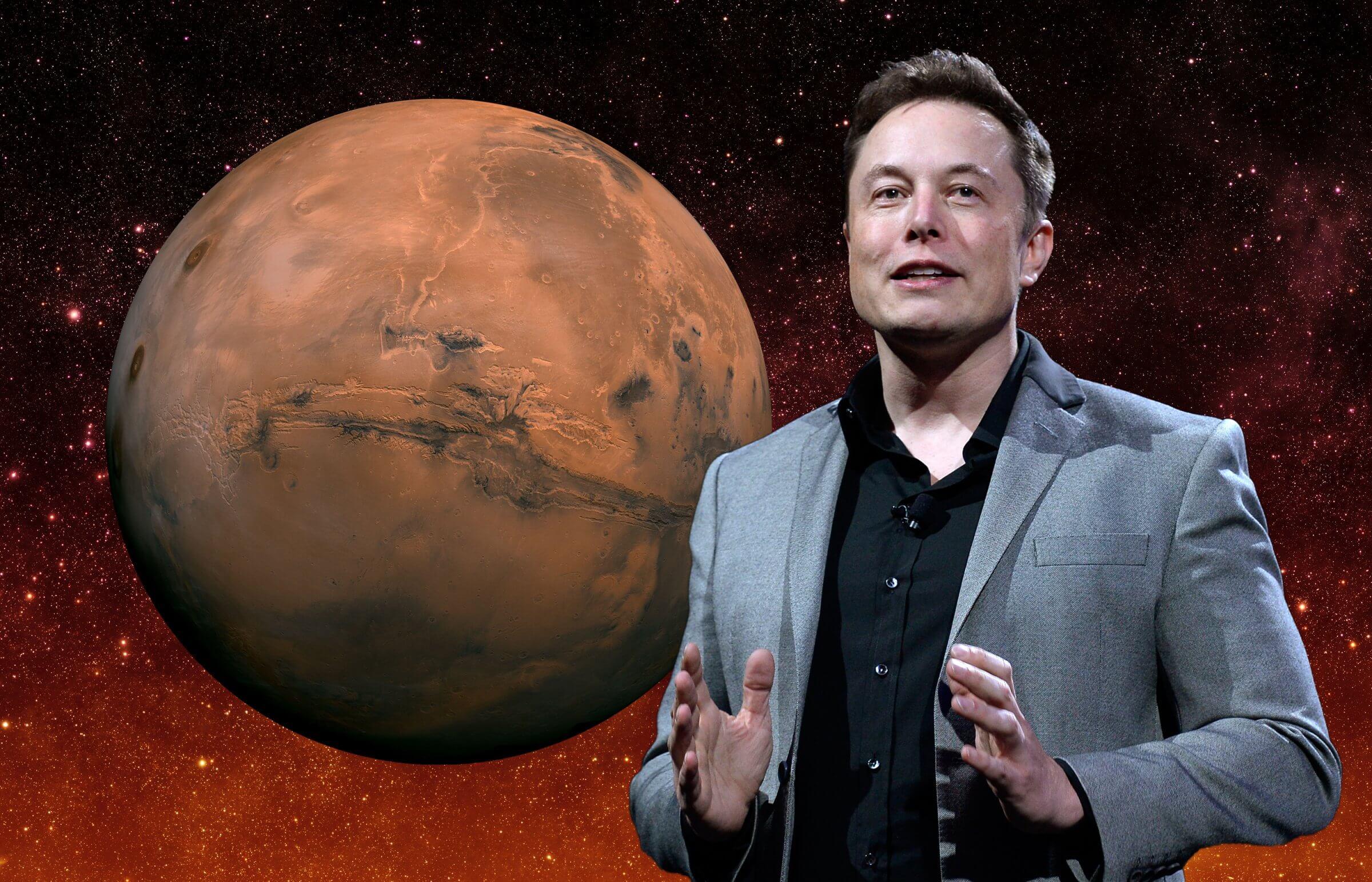 Elon Musk'ın Şu Anda İnandığı 13 Çılgın Şey: Mars Hükümeti Kuruluyor!