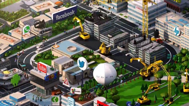 Dev İnternet Girişimcilerinin Yaşadıkları: Silikon Vadisi Başlıyor!