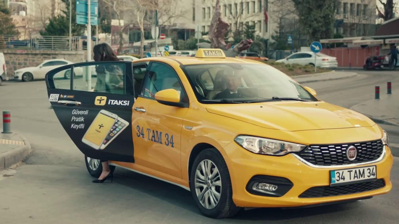 İBB'den Uber'e Rakip Girişim: Akbil geçen iTAKSİ!
