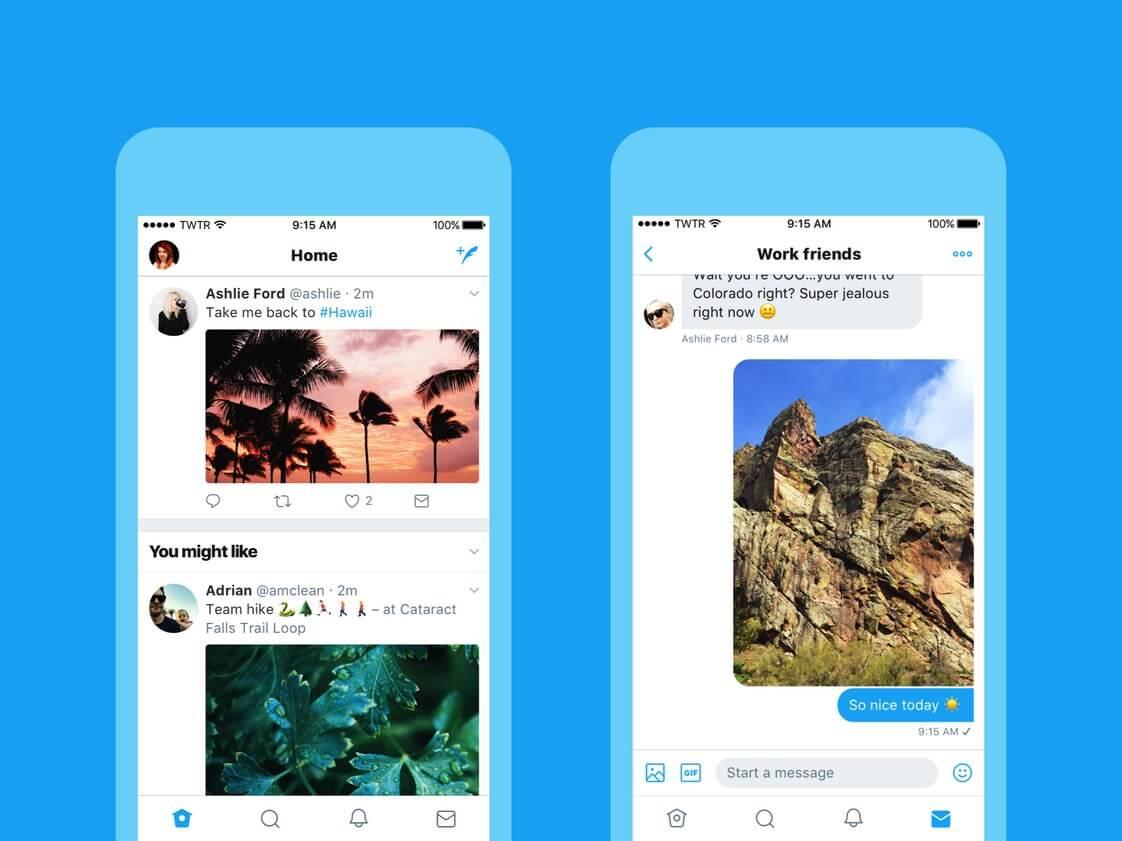 Twitter Yeni Tasarımıyla Değişiyor!