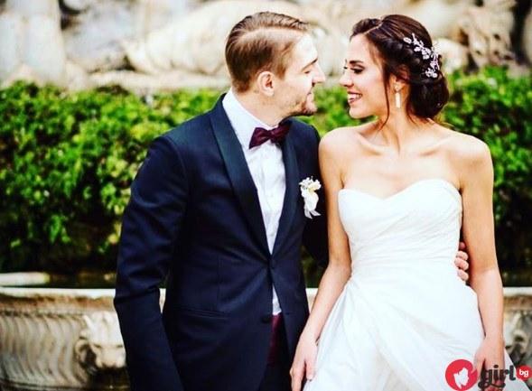 """Айше от """"Твоят мой живот"""" сватба"""