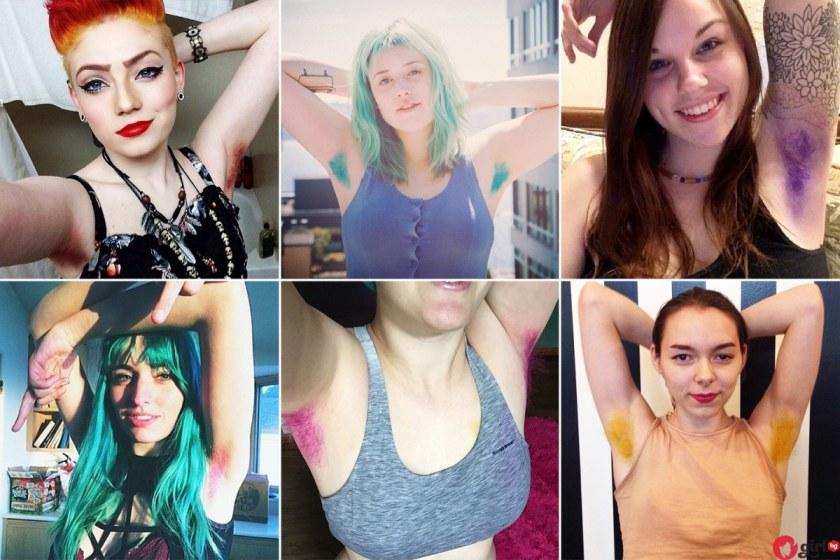 Известни космати жени