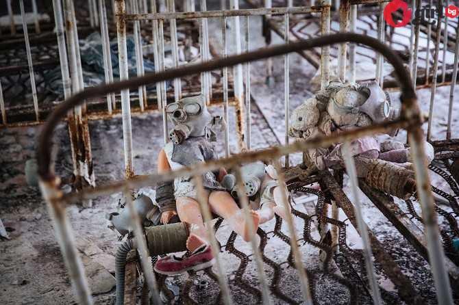 Чернобил след трагедията