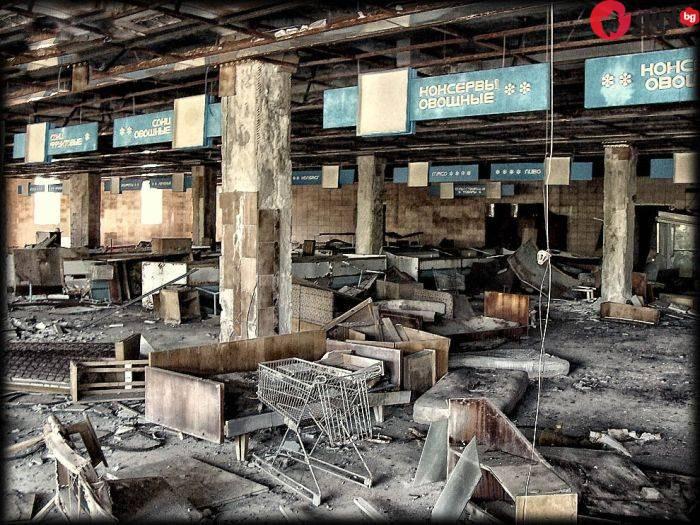 Чернобил 31 години по-късно