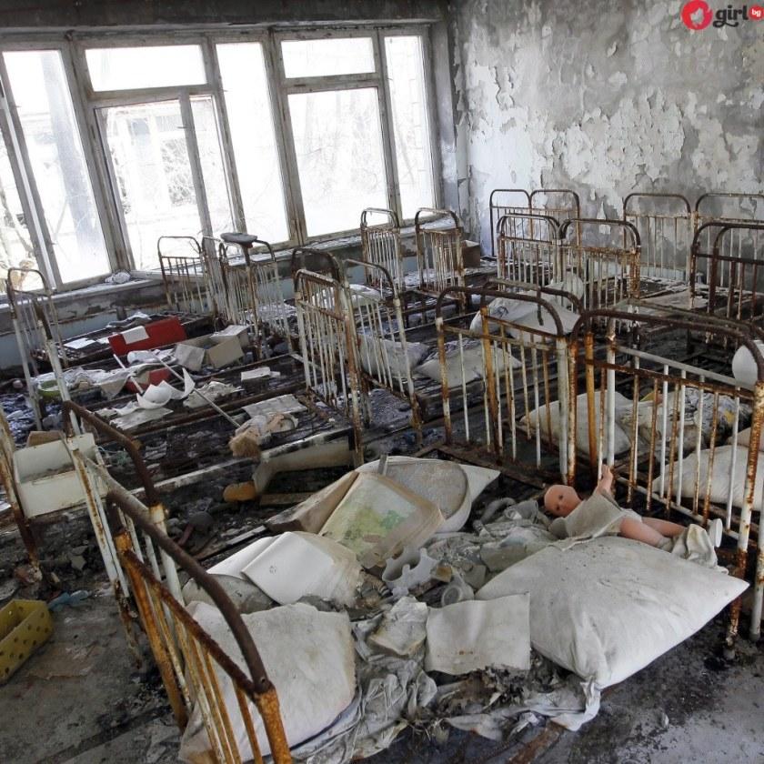 Как изглежда Чернобил