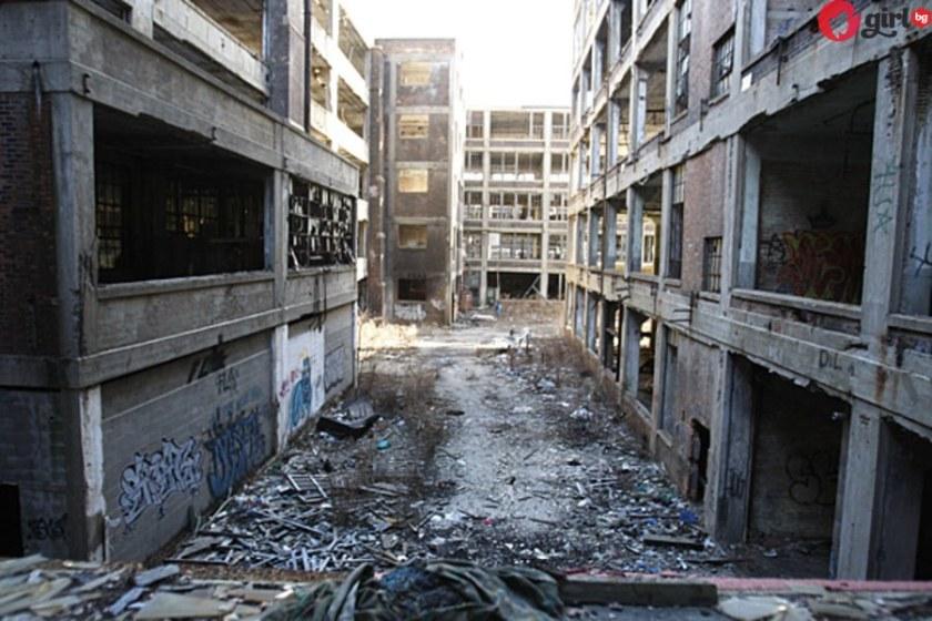 Снимки на Чернобил