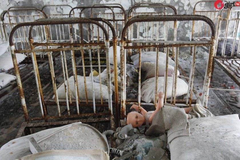 Ужасът в Чернобил