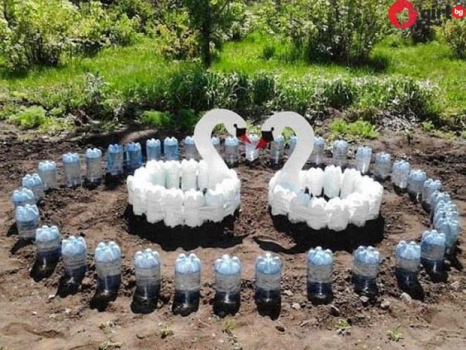 Няколко страхотни идеи за градината, които трябва да пробвате - няма да ви струват нищо!