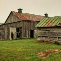 Той наследи стара порутена ферма от чичо си, но когато отвори вратите на плевнята щеше да припадне (снимки)