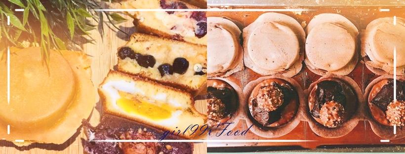 Q弟紅豆餅/超浮誇的紅豆餅,居然包進一整顆的金沙,還有OREO!包什麼內餡都無極限啦~~