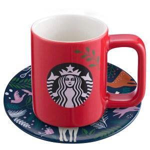 零打槍紀錄/台灣Starbucks.聖誕節交換禮物的首選之一,限定版的最生火!